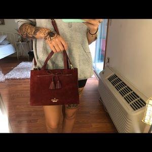 Kate Spade Suede Bag